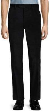 Jack Victor Buttoned Corduroy Pants