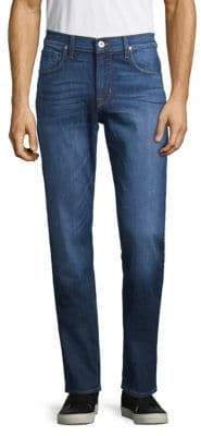 Slim-Fit Slouchy Jeans