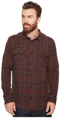 RVCA Camino Flannel Long Sleeve Shirt Men's Long Sleeve Button Up