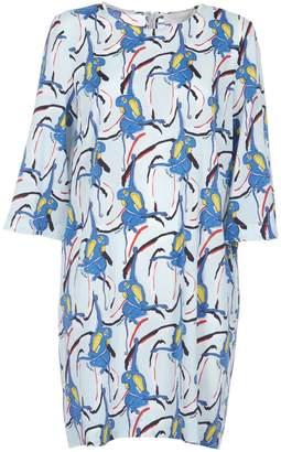 L'Autre Chose Bird Print Dress