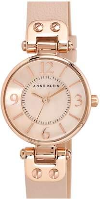 Anne Klein Hinge Case Watch, 32mm