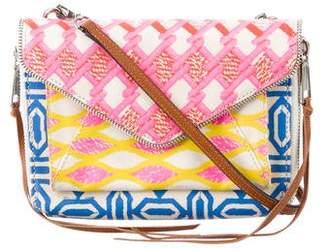 Rebecca Minkoff Printed Shoulder Bag
