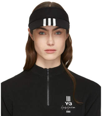 Y-3 Y 3 Black XL Visor