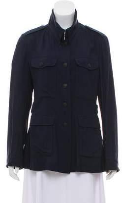 Rag & Bone Lightweight Button-Up Jacket