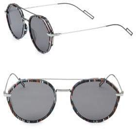 Christian Dior 53MM Aviator Sunglasses