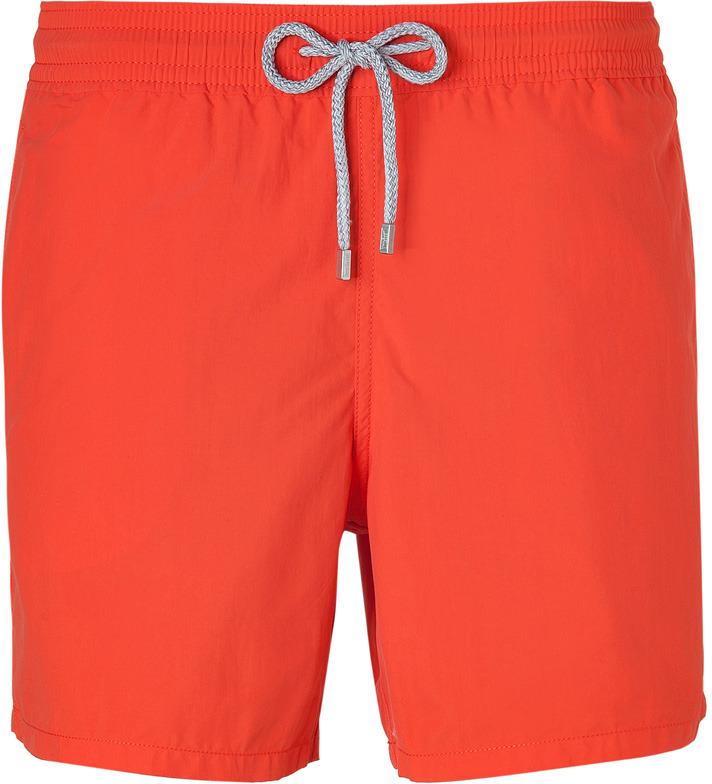 Vilebrequin Orange Moorea Trunks