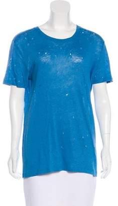 IRO Clay Distressed T-Shirt w/ Tags