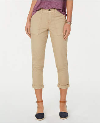 Style&Co. Style & Co Cuffed Capri Pants