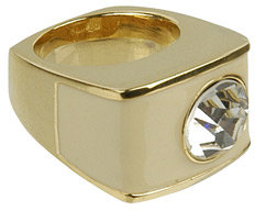 Jeweled Mod Ring