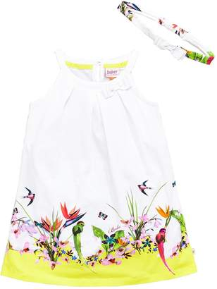 Ted Baker Baby Girls Oasis Strappy Dress