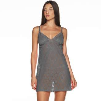 Cosabella Amore Women's Amore Adore Sheer Lace Babydoll Chemise
