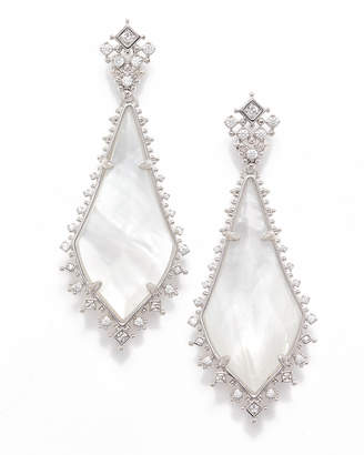 Kendra Scott Martha Statement Earrings
