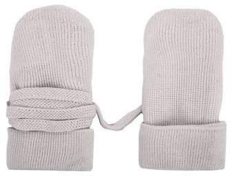 MAXIMO Fäustlinge ohne Daumen Baby Handschuhe NEU grau