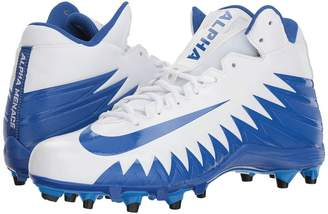 Nike Alpha Menace Varsity Mid Men's Cleated Shoes