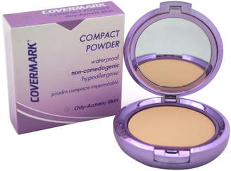 Covermark 0.35Oz #1 Waterproof Compact Powder For Oily Skin