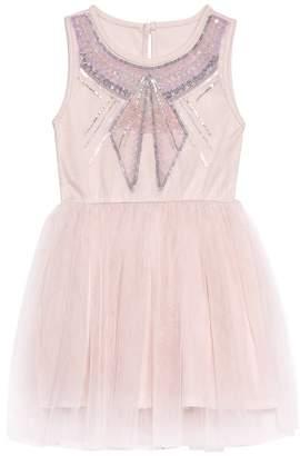 Little Miss TUTU DU MONDE - Baby Violette Tutu Dress