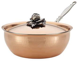 RUFFONI Opus Cupra Copper Clad Chefs Pan