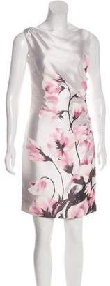 Valentino Silk Sleeveless Dress
