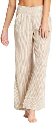 Billabong (ビラボン) - Billabong New Waves Stripe Wide Leg Pants