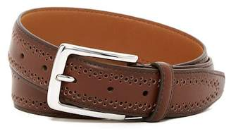BROLETTO Amaro Brogued Belt $24.97 thestylecure.com