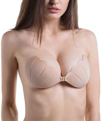 b3a4f3886bb5f ONine Strapless Self Adhesive Bra Invisible Backless Push up Bra Women