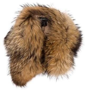 Adrienne Landau Fox Fur Stole