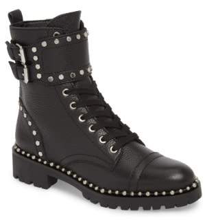 Sam Edelman Jennifer Studded Combat Boot