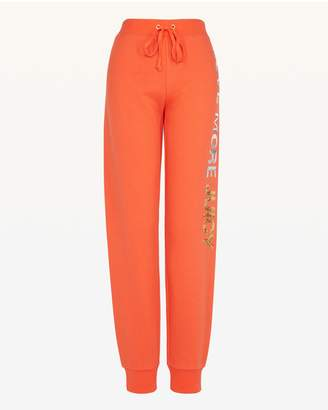 Juicy Couture Love More Juicy Fleece Zuma Pant