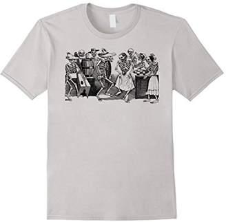 Mintage Dancing Skeletons T-Shirt