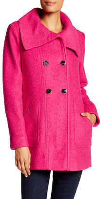 Jessica Simpson Double Breasted Coat $275 thestylecure.com
