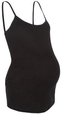 New Look Maternity Black Strappy Vest