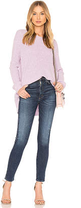 525 America Asymmetrical Pullover