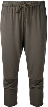Undercover cut-out trousers