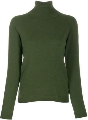 Lamberto Losani roll neck sweater