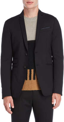 Patrizia Pepe Skinny Fit Suit Jacket