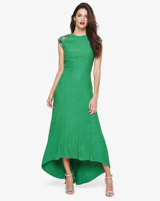 Phase Eight Deniz Embellished Shoulder Maxi Dress