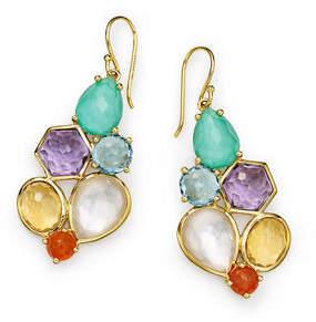Ippolita Rock Candy 6-Stone Cluster Earrings