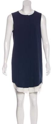 Rag & Bone Layered Sleeveless Shift Dress