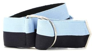 Golden Goose Striped belt