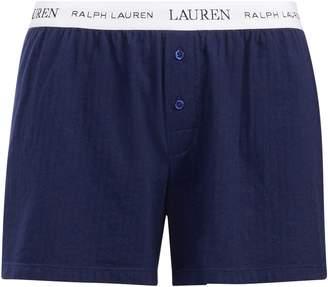 Ralph Lauren Cotton Sleep Short