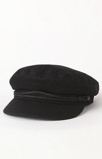 Brixton Fiddler Black Hat