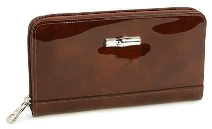 LONGCHAMP Roseau Zip Around Wallet