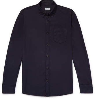 Dries Van Noten Corbin Cotton-Voile Shirt