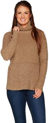 Linea By Louis Dell'olio by Louis Dell'Olio Funnel Neck Sweater