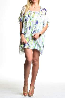 BCBGeneration Flower Cover Up