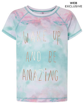 Monsoon Wake Up and Be Amazing Top