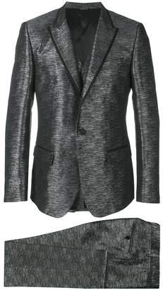 Dolce & Gabbana jacquard lurex suit