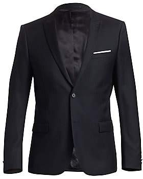 The Kooples Men's Slim-Fit Wool Sportcoat