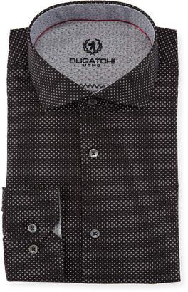 Bugatchi Pindot Dress Shirt