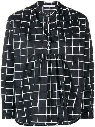 Peter Jensen check shirt